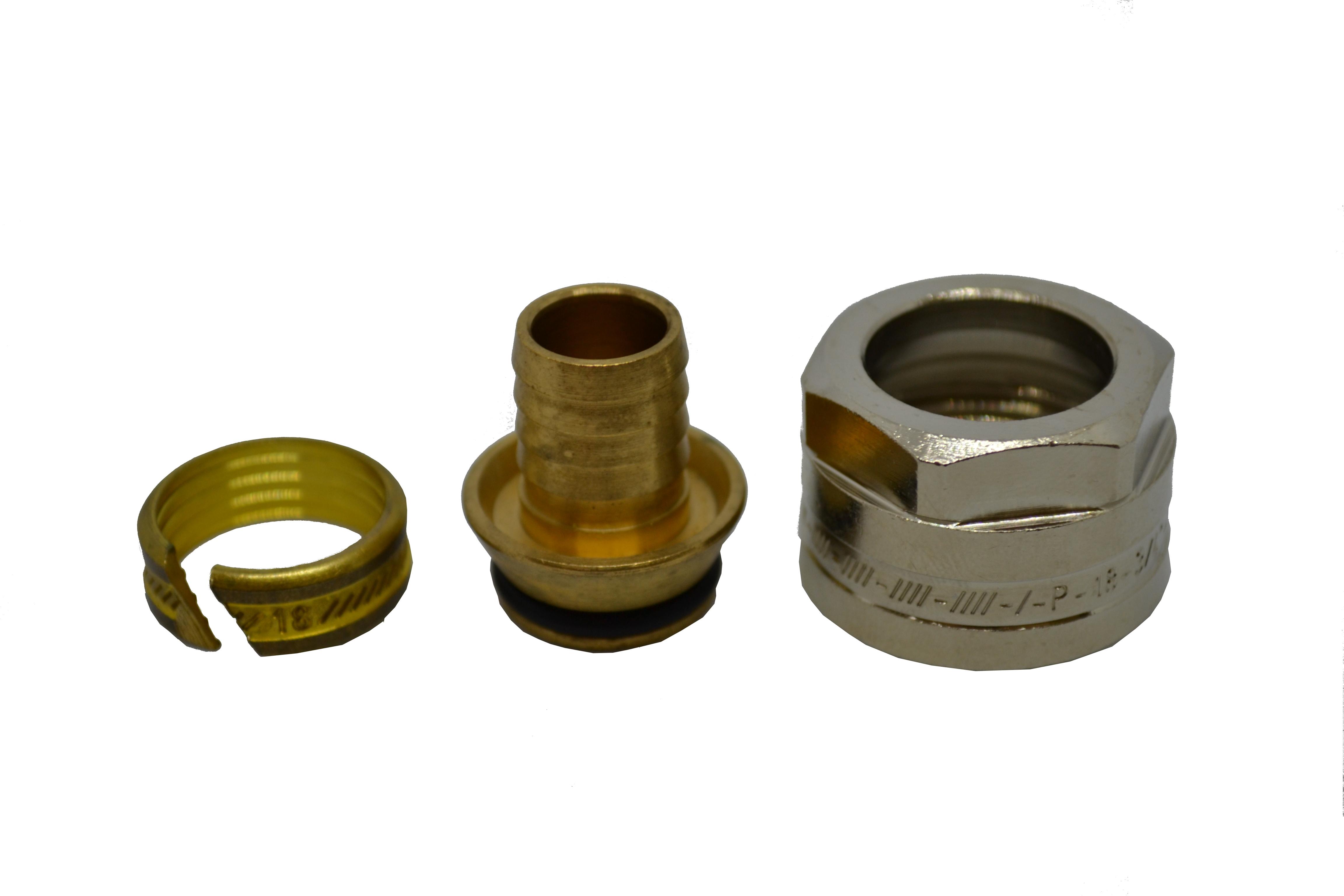 Komponenty pro podlahové a stěnové vytápění