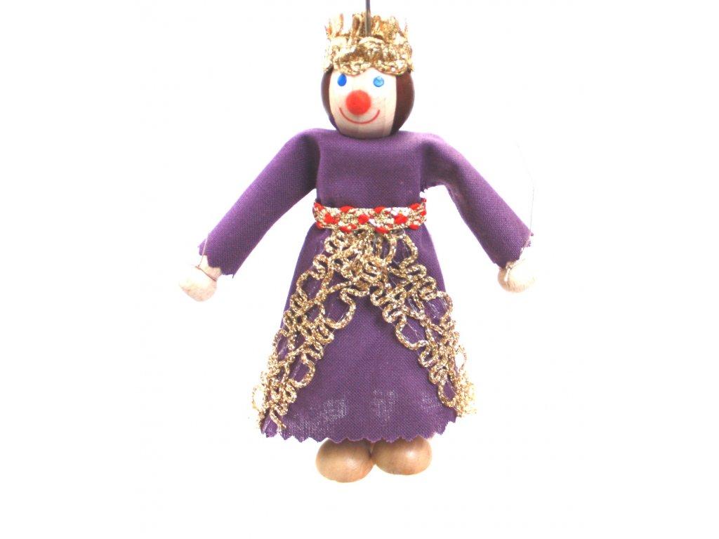 Královna Alžběta - loutka