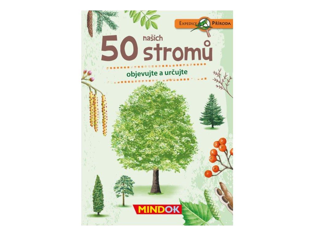 expedice priroda 50 nasich stromu přední