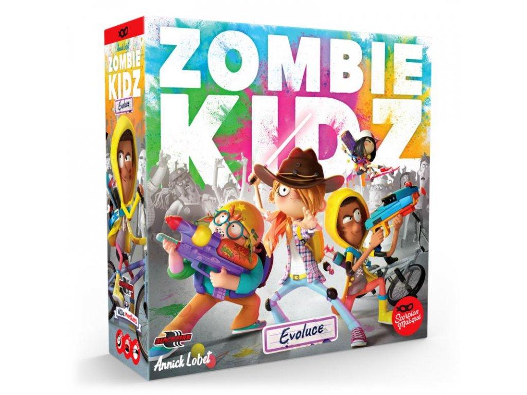 zombie kidz Evoluce