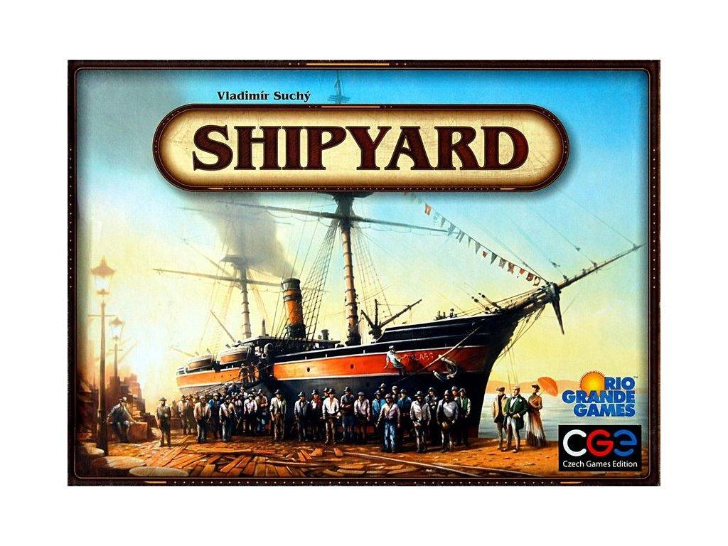 CGE - Loděnice Shipyard