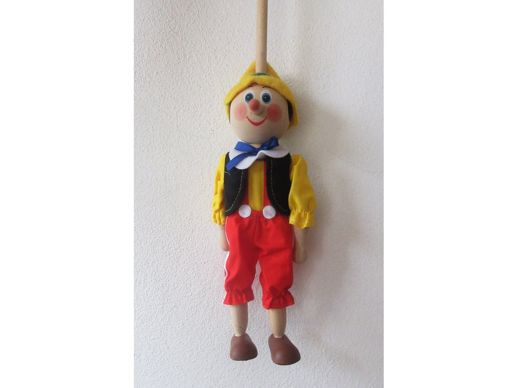 Pinokio loutka 23 cm