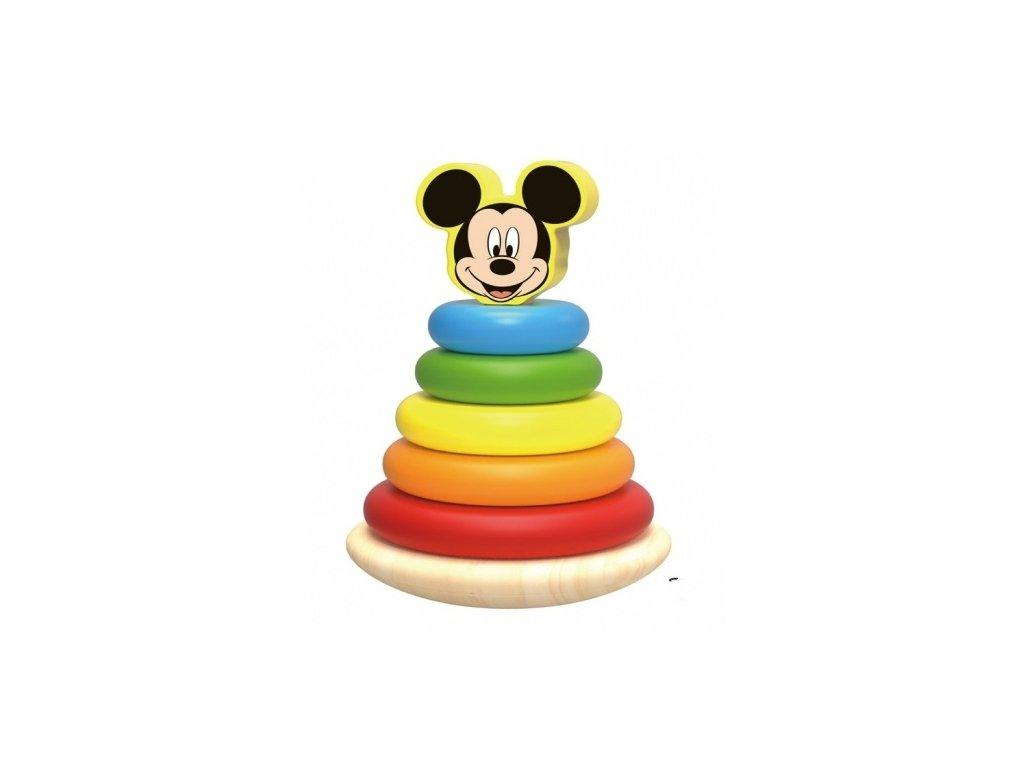 108468 183662 drevena pyramida disney velka mickey mouse