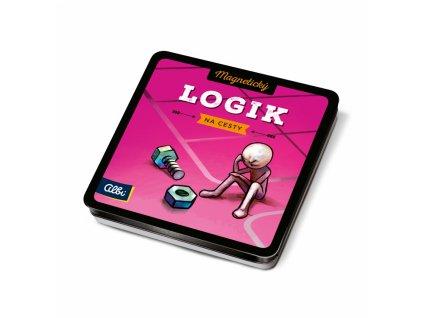 logik magnetická hra