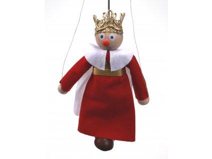 Král Ferdinand - loutka