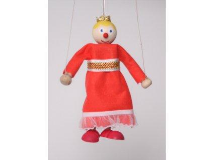 Princezna Anička - loutka