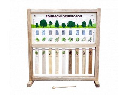 Edukační Dendrofon stolní