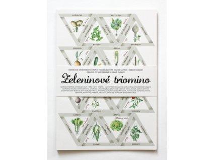 zeleninové triomino