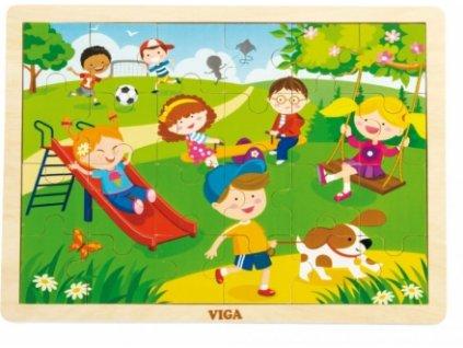85561 136612 drevene puzzle rocni obdobi jaro