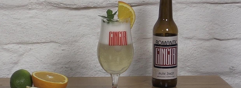 Gingerrr chlazený lahvový