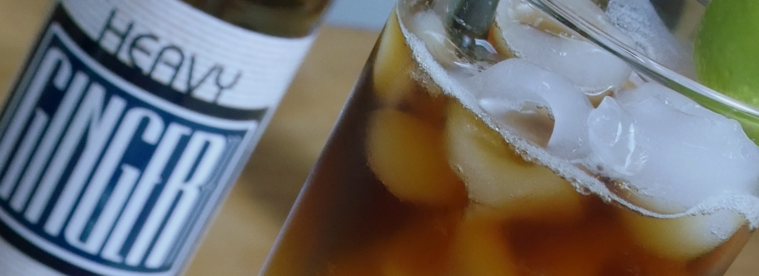 Koktejl Dark Storming Gingerrr