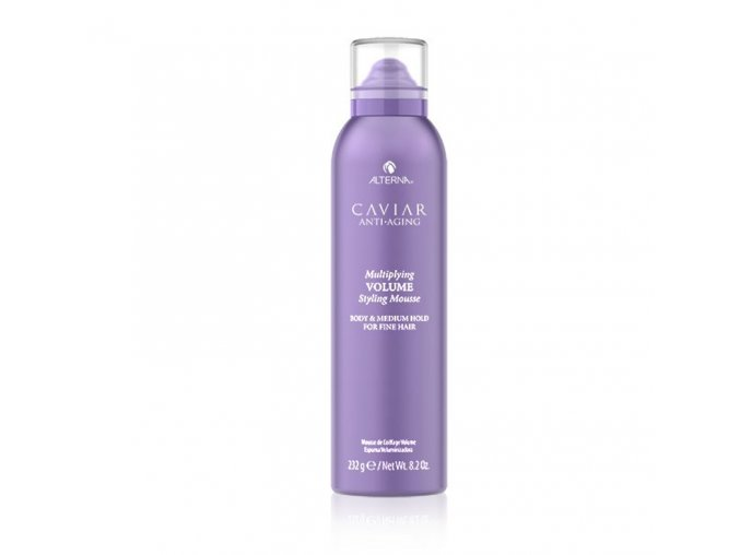 alterna volume mousse