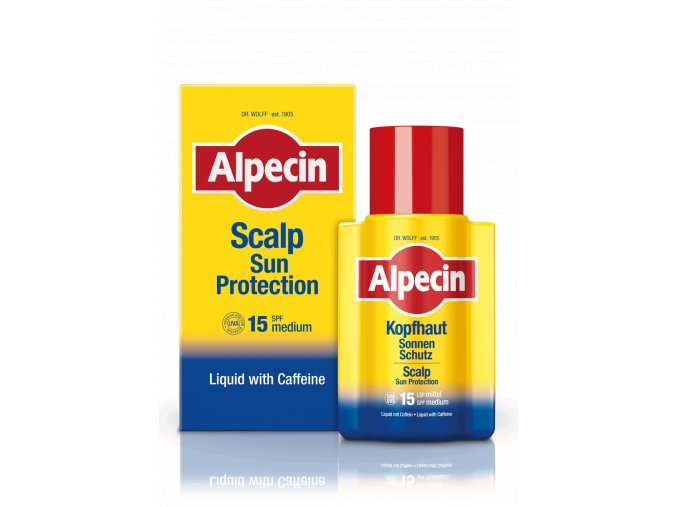 alpecin scalp sun protection