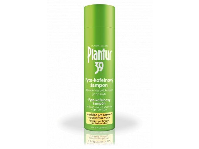 plantur caffeine shampoo barvene