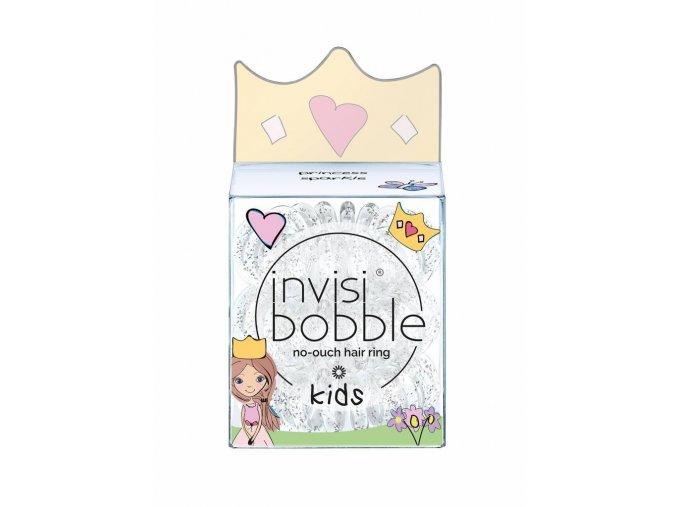 invisibobble kids princess sparkle