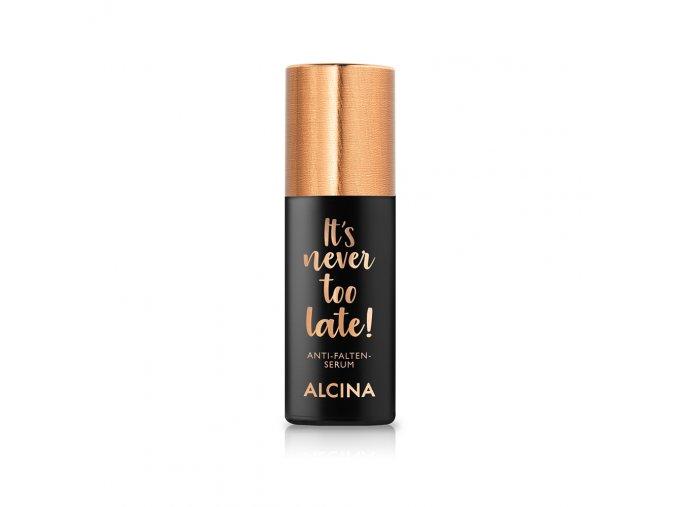 alcina its never serum