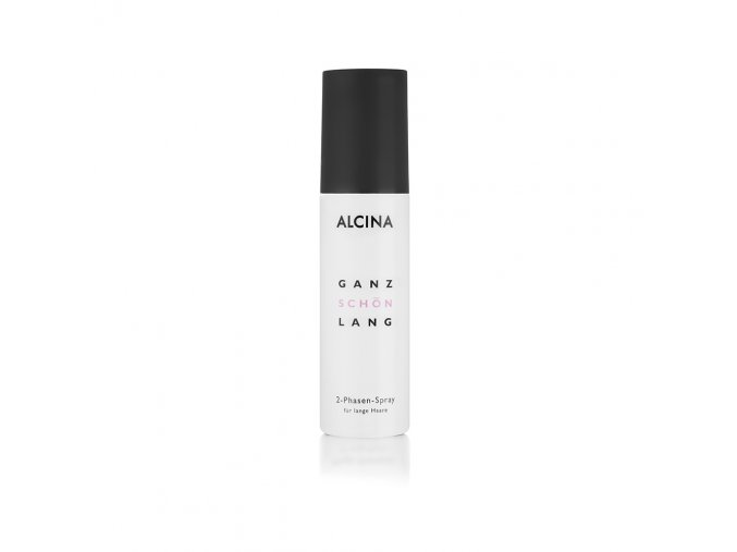 alcinadlouhe vlasy dvoufazovy sprej