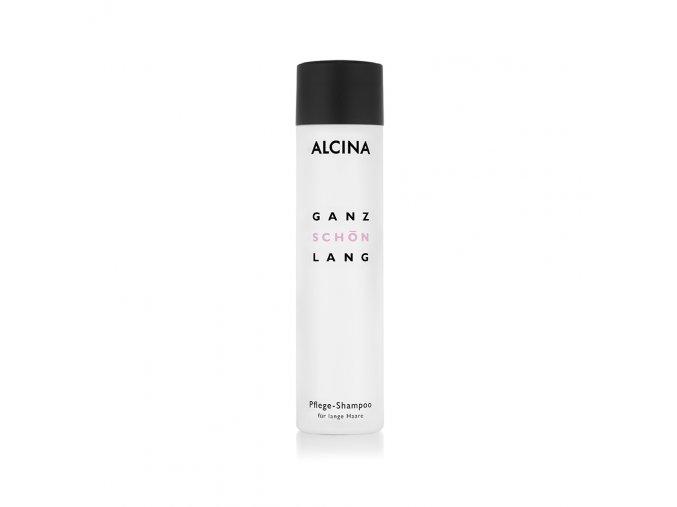 alcina dlouhe vlasy pestici sampon