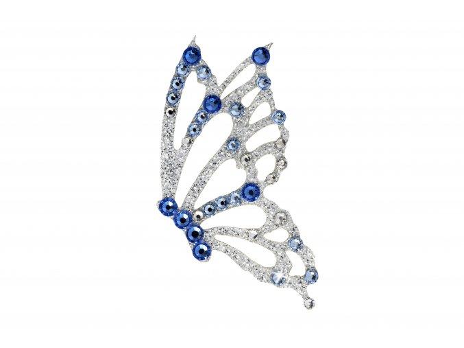 Nalepovací šperky SO.nia FREEDOM Motýl na tělo a vlasy 1016034