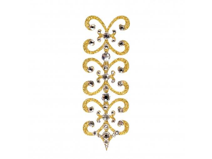 Nalepovací šperky SO.nia FLORENCE na tělo a vlasy 1016007