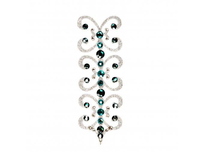 Nalepovací šperky SO.nia FLORENCE na tělo a vlasy 1016012