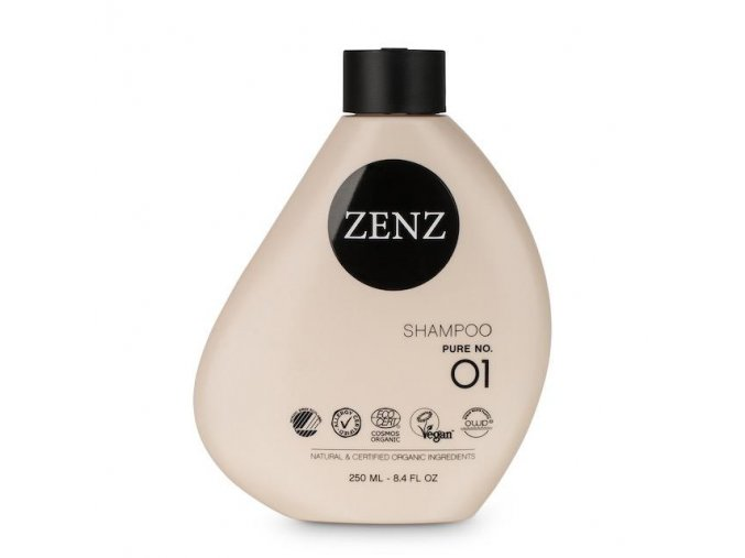 ZENZ NO.01 PURE SHAMPOO 250 ml