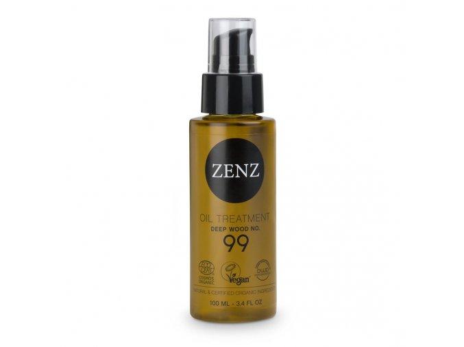 ZENZ NO.99 OIL TREATMENT DEEP WOOD 100ml