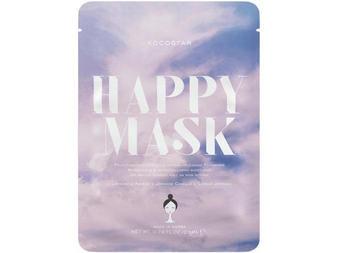 csm kocostar sheet masks happy maske front e7e2e75293