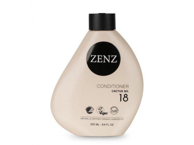 ZENZ NO.18 CONDITIONER CACTUS - intenzivně hydratační kondicionér