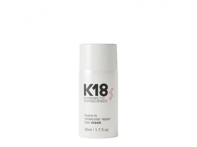 k18 leave in molecular repair hair mask 50ml