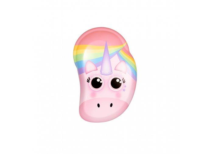 tangle teezer the original mini rainbow the unicorn