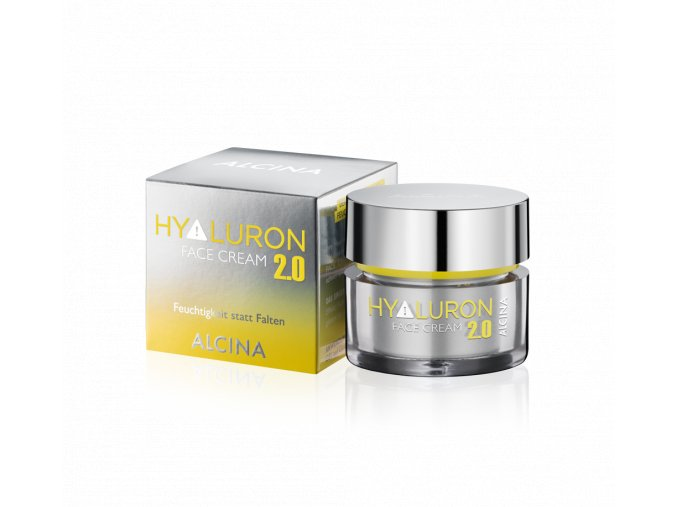 alcina hyaluron face cream