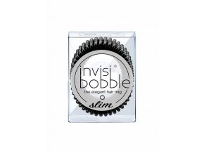 invisibobble slim true black