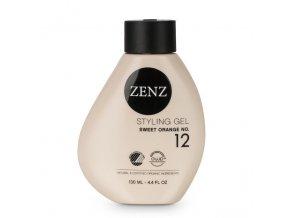 ZENZ NO.12 STYLING GEL SWEET ORANGE 130ml