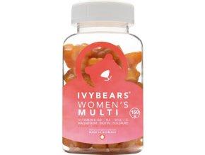 IVY BEARS BOOST IMUNITA 60ks  + vzorky vlasové kosmetiky zdarma