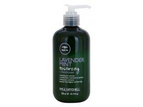 paul mitchell tea tree lavender mint moisturizing conditioner hydratacni a zklidnujici kondicioner pro suche a nepoddajne vlasy 20