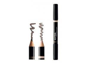 Alcina Perfect Eyebrow Styler - Oboustranná tužka na obočí