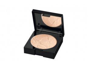 Alcina Matt Sensation Powder - Kompaktní pudr a make-up v jednom 9 g