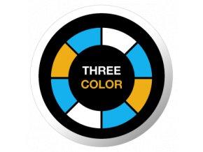 gobo tri barevne sklenene 01