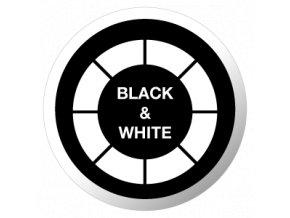 Černobílé gobo