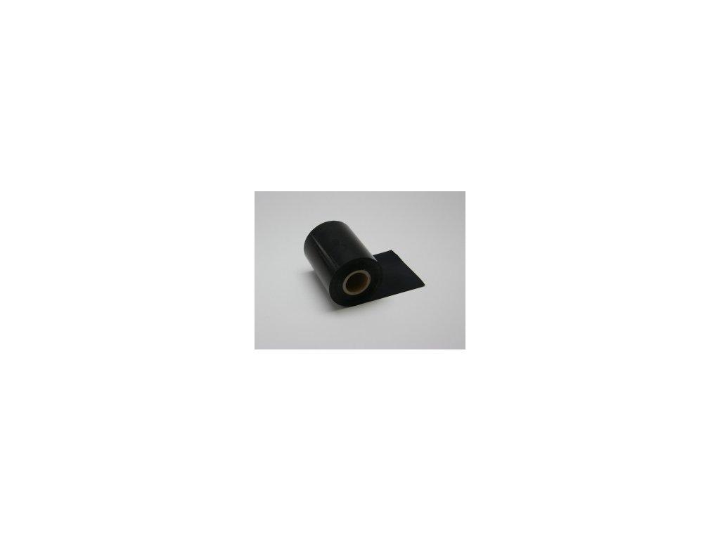 Termotransferová páska 80 mm x 300 m Black
