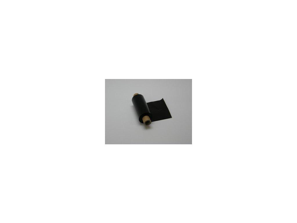 Termotransferová páska 85 mm x 74 m black