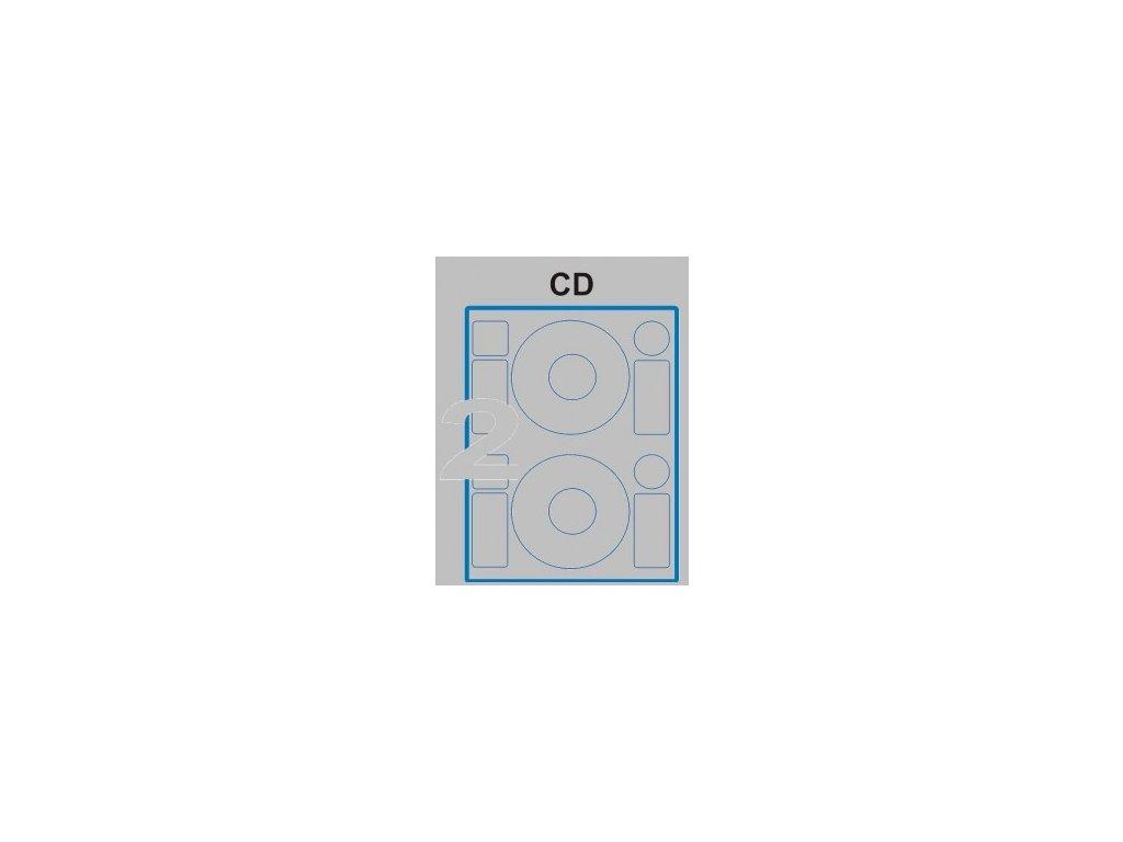 Etiketa CD