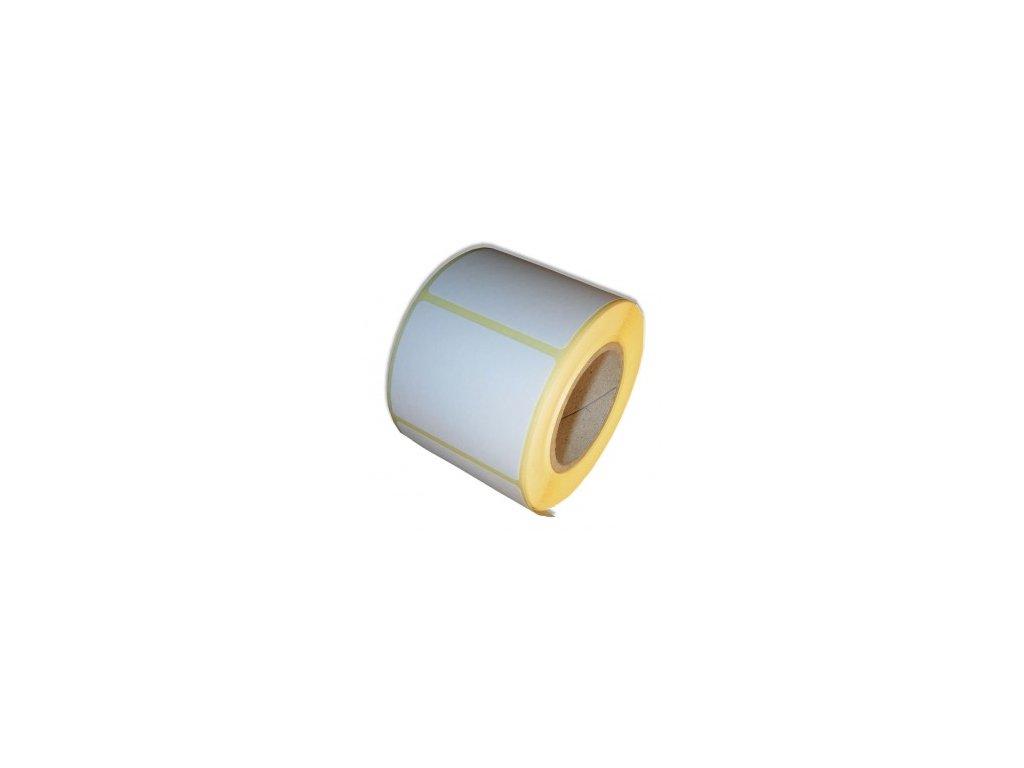 Samolepicí etiketa 80x50 mm