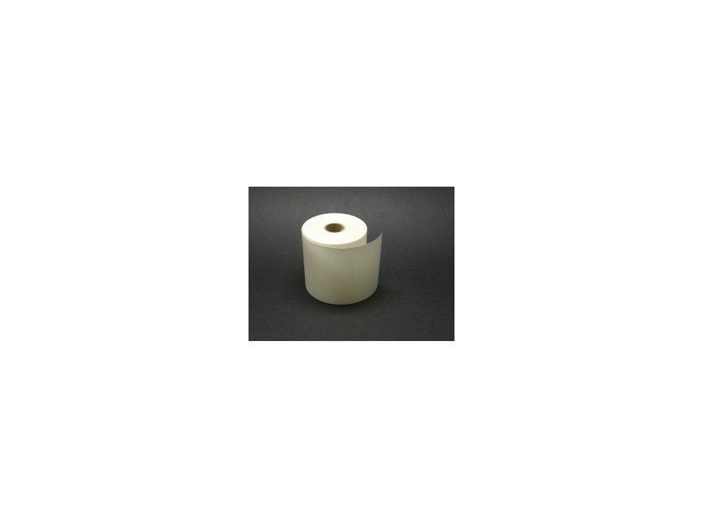 Stuha 70 mm, krémová světlá