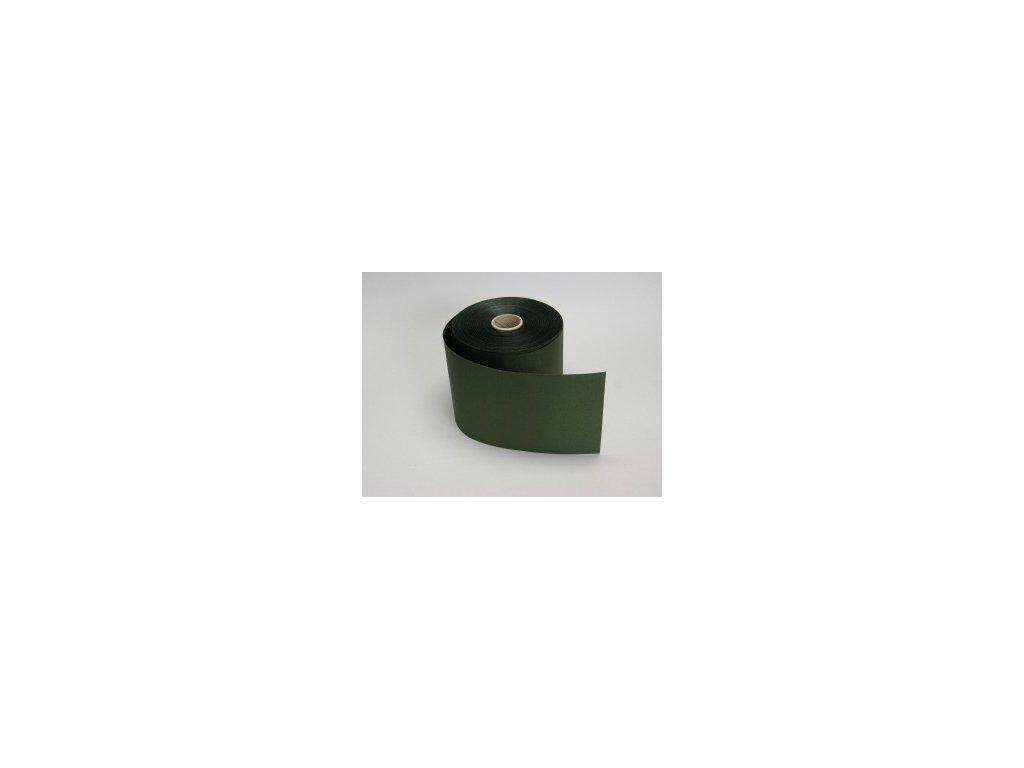 Stuha 70 mm, zelená