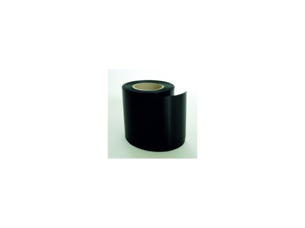 Stuha 100 mm x 25 m - černá