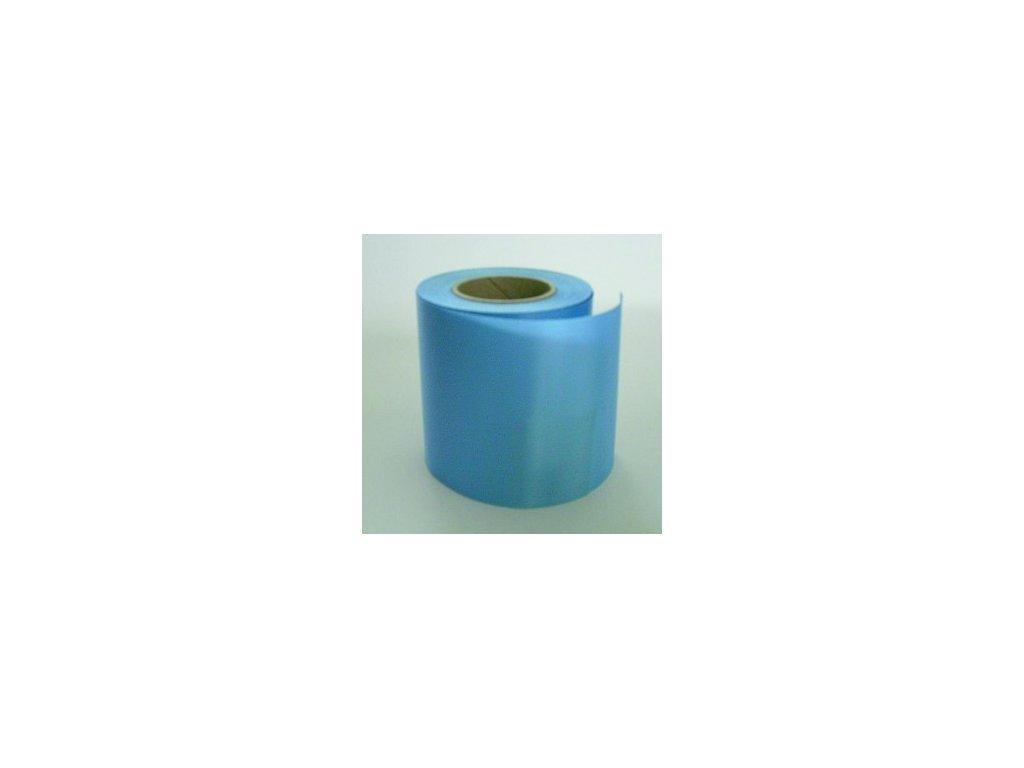 Stuha 75 mm x 25 m - modrá světlá