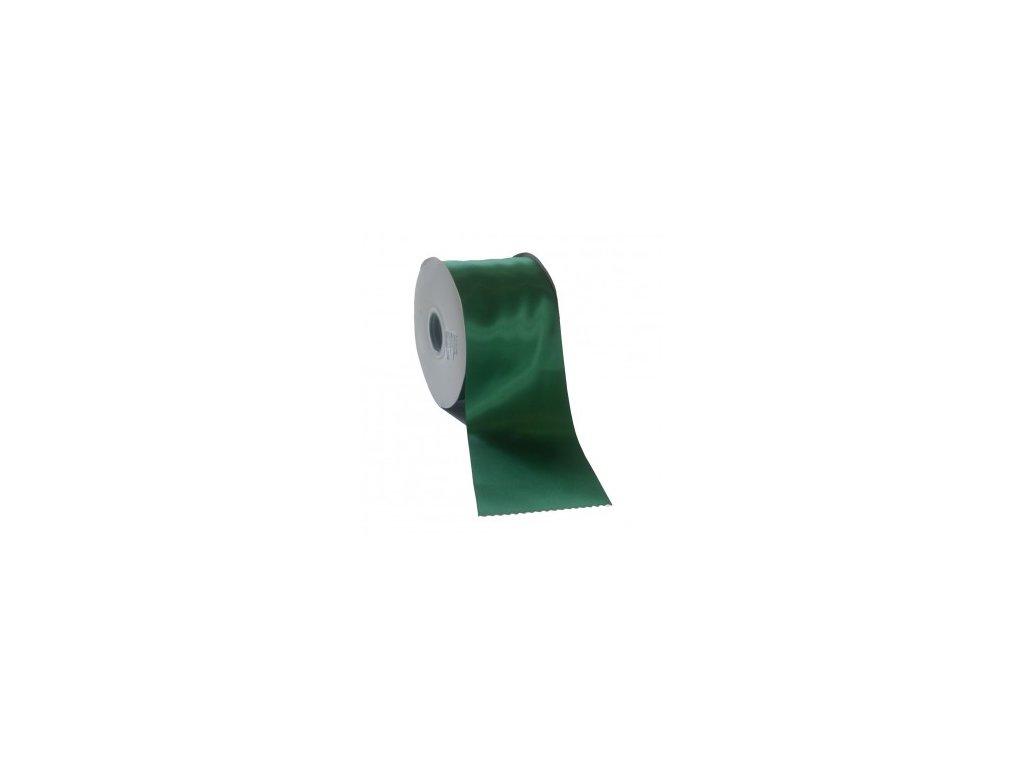 Stuha 75 mm x 50 m zelená