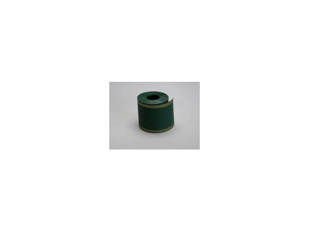 Stuha 100 mm x 50 m, zelená